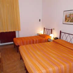 Отель Pensione Delfino Azzurro 2* Стандартный номер фото 4