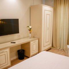 Hotel Luxury 4* Номер Делюкс с различными типами кроватей фото 45