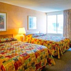 Отель Dunes Inn - Wilshire комната для гостей фото 3
