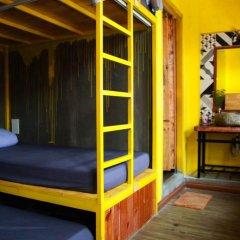 Gaia Hostel Кровать в общем номере фото 7