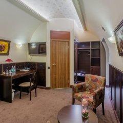 Мини-Отель Big Marine 4* Улучшенный номер с двуспальной кроватью фото 6