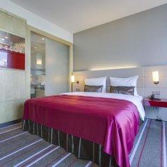 Отель Radisson Blu Media Harbour 4* Стандартный номер фото 2