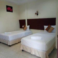 Отель Wattana Bungalow Стандартный номер с различными типами кроватей фото 11