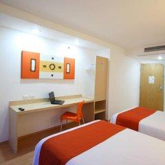 Отель One Guadalajara Centro Historico 3* Улучшенный номер с различными типами кроватей