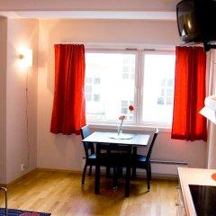 Ole Bull Hotel & Apartments 3* Студия с различными типами кроватей фото 6