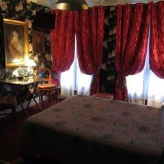 Отель Hôtel De Nice 3* Стандартный номер с различными типами кроватей фото 4