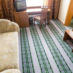 Гостиница Южный Урал комната для гостей фото 6