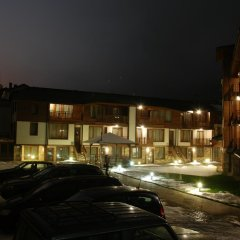 Отель Adeona SKI & SPA Болгария, Банско - отзывы, цены и фото номеров - забронировать отель Adeona SKI & SPA онлайн вид на фасад фото 5