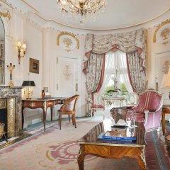Отель The Ritz London 5* Люкс повышенной комфортности с различными типами кроватей фото 7
