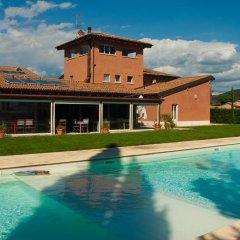 Отель Guadalupe Tuscany Resort бассейн