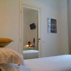 Hotel Villa Rose 3* Стандартный номер с различными типами кроватей фото 4