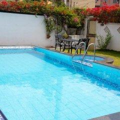 Отель Suriya Arana Шри-Ланка, Негомбо - отзывы, цены и фото номеров - забронировать отель Suriya Arana онлайн бассейн фото 3