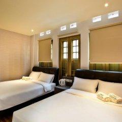 Capsule Pod Boutique Hostel Сингапур комната для гостей