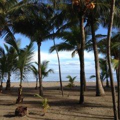 Hotel y Restaurante Cesar Mariscos пляж