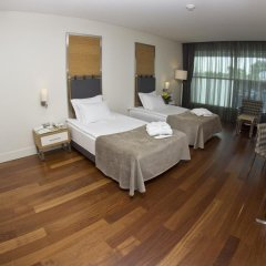 TAV Airport Hotel Istanbul 3* Представительский номер с разными типами кроватей фото 7
