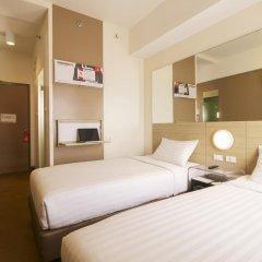 Отель Red Planet Davao 2* Стандартный номер с различными типами кроватей фото 2