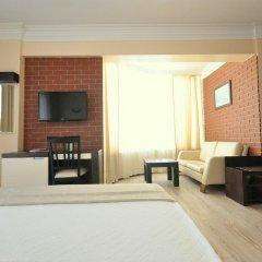 Camyuva Beach Hotel 4* Стандартный номер с двуспальной кроватью фото 12