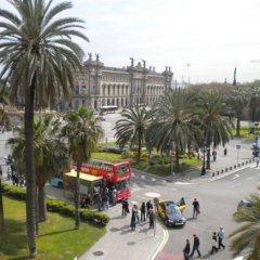 Отель Ramblas Барселона парковка