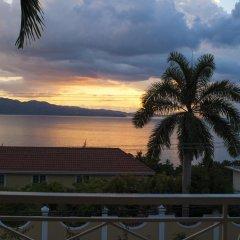 Отель Polkerris Bed & Breakfast Ямайка, Монтего-Бей - отзывы, цены и фото номеров - забронировать отель Polkerris Bed & Breakfast онлайн пляж фото 2