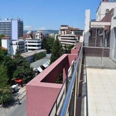 Апартаменты Admiral Plaza Apartments балкон