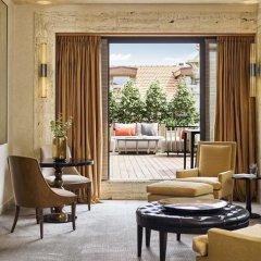 Отель Park Hyatt Milano 5* Люкс с различными типами кроватей фото 7