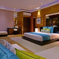 Отель Adaaran Prestige Vadoo 5* Вилла с различными типами кроватей фото 34