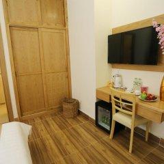 Thuy Sakura Hotel & Serviced Apartment 3* Стандартный номер с различными типами кроватей фото 2