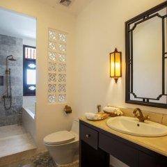 Отель Hoi An Coco River Resort & Spa 4* Номер Делюкс с различными типами кроватей фото 5