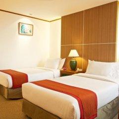 King Park Avenue Hotel 4* Номер Делюкс с 2 отдельными кроватями фото 5
