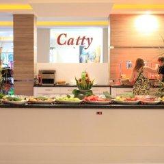 Catty Cats Garden Hotel Турция, Сиде - отзывы, цены и фото номеров - забронировать отель Catty Cats Garden Hotel онлайн питание