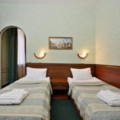 Гостиница Ярославская 3* Стандартный семейный номер с различными типами кроватей фото 4