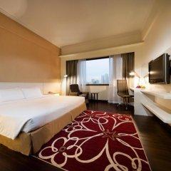 Village Hotel Bugis 4* Номер Делюкс с двуспальной кроватью фото 3