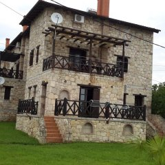 Отель Halkidiki Luxurious Stonehouses