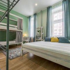 Хостел Маяковский Стандартный номер с различными типами кроватей фото 3