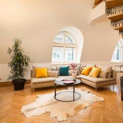 Отель Zatecka N°14 Чехия, Прага - отзывы, цены и фото номеров - забронировать отель Zatecka N°14 онлайн комната для гостей фото 4