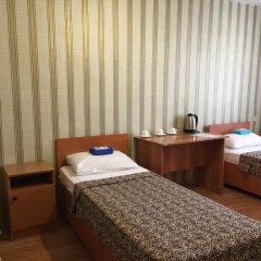 Гостиница Авиатор Номер Эконом с разными типами кроватей (общая ванная комната)