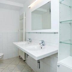 Отель Taurus 14 Чехия, Прага - отзывы, цены и фото номеров - забронировать отель Taurus 14 онлайн ванная фото 2