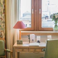 Central-Hotel Kaiserhof 4* Стандартный номер с различными типами кроватей фото 5
