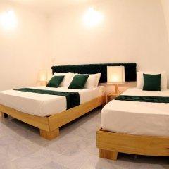 Отель Ethereal Inn 3* Семейный номер Делюкс с двуспальной кроватью фото 4