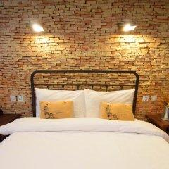 Niras Bankoc Cultural Hostel Стандартный номер с двуспальной кроватью фото 2