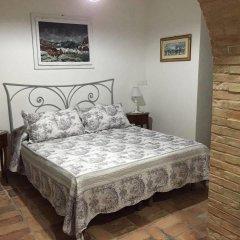 Отель Antico Casale Fossacieca Чивитанова-Марке комната для гостей фото 5