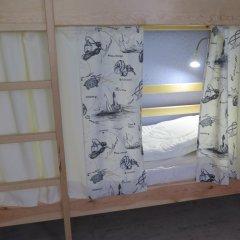 Гостиница Гостевые комнаты Борей Кровать в мужском общем номере с двухъярусными кроватями фото 2