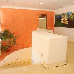 Отель Villa Puesta del Sol Мексика, Коакоюл - отзывы, цены и фото номеров - забронировать отель Villa Puesta del Sol онлайн интерьер отеля