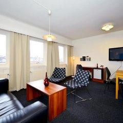 Hotel Sverre 3* Стандартный номер с различными типами кроватей фото 4