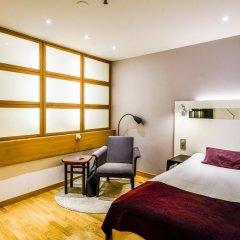 Отель Scandic St Jörgen 3* Стандартный номер с различными типами кроватей фото 4