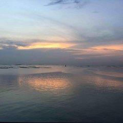 Отель Sea Land View пляж
