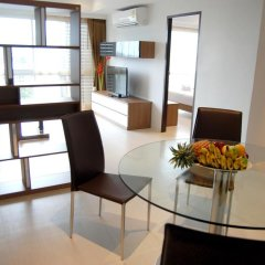 Отель I Am Residence 3* Апартаменты с двуспальной кроватью фото 12