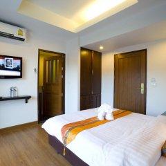 Отель Korbua House 3* Стандартный номер с различными типами кроватей фото 6