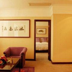 Отель Bell Tower Hotel Xian Китай, Сиань - отзывы, цены и фото номеров - забронировать отель Bell Tower Hotel Xian онлайн комната для гостей фото 4