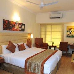 Отель Ahuja Residency Sunder Nagar 3* Номер Делюкс с различными типами кроватей фото 3